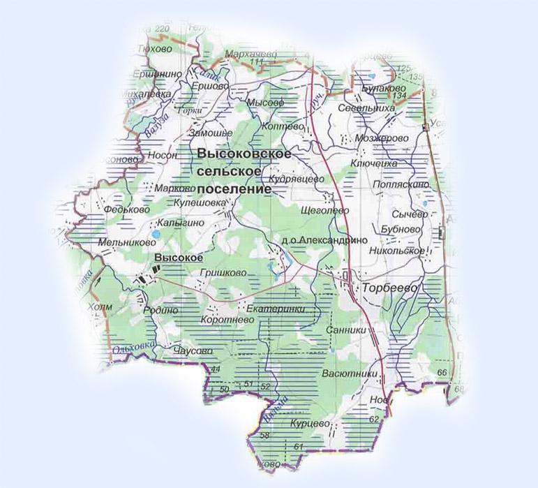 район, Смоленская область